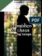 Lobsang Rampa, T. - 2. El médico de Lhasa