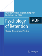 Psychology of Retention_ Theory, Research and Practice ( PDFDrive )