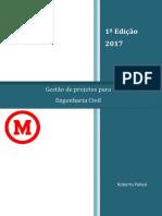 Livro Gestao Projetos 2017