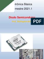Capítulo 1 Diodos semicondutores