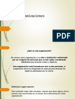 Organización