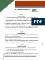 CD-REG003v00_-__Regulamento_de_Acesso_ao_Parque