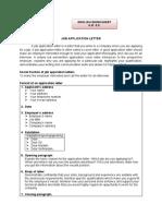 Bahan Ajar Application Letter Tuk Siswa Docx
