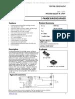 Infineon IRS233 DS v02 00 En