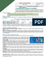 Guia la comunicación  Lengua catellana