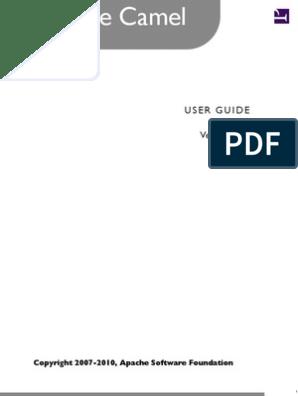 camel-manual-2 5 0 | Application Programming Interface