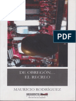 Rodriguez - De Obregon Recreo