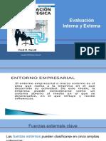 4 Clase Evaluacion Interna y Externa