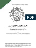 Alfaqui Vademecum