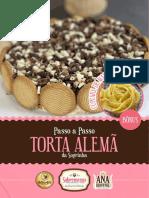 Receitas Live - Torta Alema