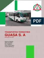 TRANSPORTES TERRESTRES GUASA