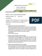 INFORME  DOS  LABORATORIO DE ELECTRONICA