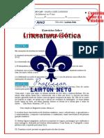 Literatura Gótica (Exercício)