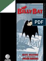 Dossier Planeta Billy Bat de Naoki Urasawa