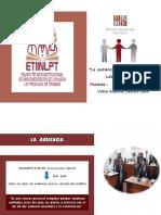PONENCIA+Dr+Victor+Castillo+ +Seminario+Taller+ETIINLPT+Canete+ Asia+12+Junio+2017