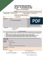 HISTORIA SEGUNDO GRADO - ACTIVIDADES MARZO, ABRIL 2020 - copia