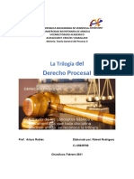 Trilogia Del Derecho Procesal