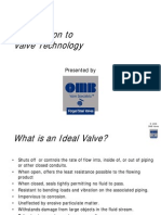 Intoduction to valve technology