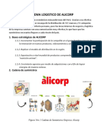 SISTEMA LOGISTICO DE ALICORP