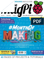 Raspberry Pi - MagPi103 Magazine March 2021