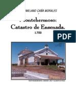 Catastro de Ensenada de Montehermoso