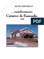Catastro de Ensenada de Montehermoso