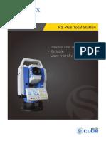 STONEX R1PLUS Brochure