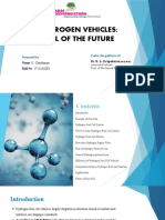 Hydrogen Fuel Cells PPT