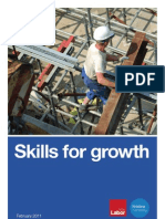 Skills for growth