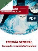 Pre Internado 2020 - Villamemo Cirugía General