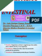 CLASE N°13 - PARASITISMO INTESTINAL