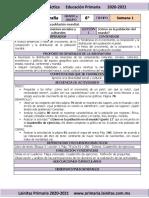 Enero - 6to Grado Geografía (2020-2021)