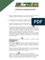 solucion Escribir y Simular un programa sencillo_PLCMOTION