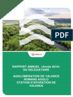 ASSAINISSEMENT sud - Rapport 2018