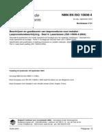 15609-4 NBN EN ISO (E)