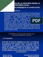 Enseña_Historia desde Histr_local