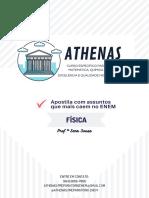 Apostila Física _ Aulão _ ATHENAS