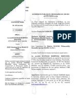 DECISION DE JUSTICE DROIT COMMERCIAL IVOIRIEN 2