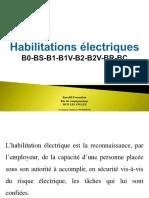 Présentation-Habilitations-électriques
