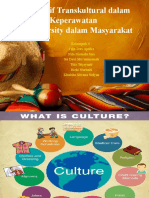 Kel 4 Perspektif Transkultural Kep Dan Diversity Dalam Masyarakat Done