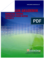 Panduan Akademik FT Unwahas 2012-2013
