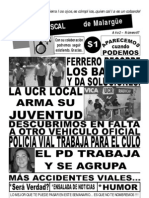 Semanario El Fiscal N 67