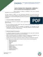 COVID-19 · Recomendaciones para el manejo de la oxigenación, ventilación y aislamiento de la vía aérea