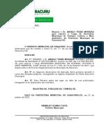 Port. 10- Nomeação Angelo Tuzze Moreira