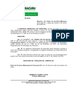 Port. 28 - Nomeação Pedro Ivo Da Silva Menezes