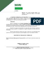 Port. 41 - Nomeação Lucas Cordeiro Alves