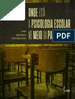 eBook Psicologia Escolar