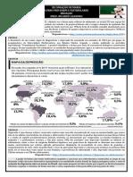 Proposta de redação - Depressão entre jovens no Brasil