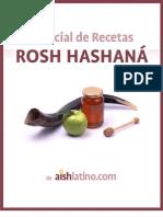 recetas rosh hashana