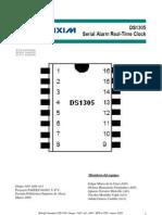 A05-A08-A11 - Reloj Calendario DS1305